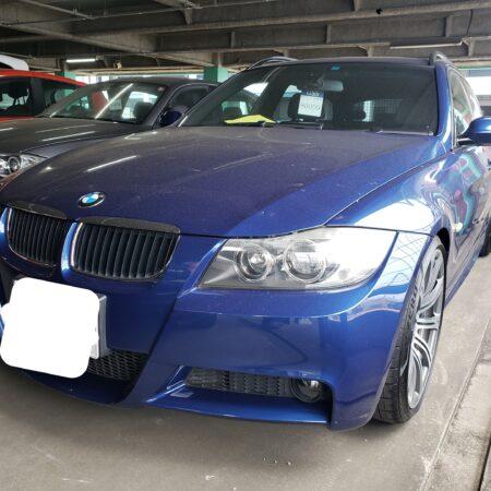 神奈川県横浜市磯子区BMW 325i ツーリング販売事例